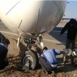 دلایل خروج هواپیما از باند فرودگاه تبریز بررسی می شود