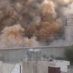 اعدام دینامیتی در داعش (+عکس)