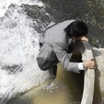 اعتراض عجیب عضو شورای شهر بندرعباس+تصاویر