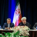 روحانی: شرکتهای آمریکایی هم میتوانند از فضای پسا تحریم بهره بگیرند