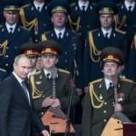 حضور تمام قد نظامی روسیه در سوریه+عکس