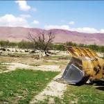 تکرار حیران در تبریز/زمینخواری در روز روشن!
