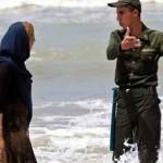 حجاب، مرواریدی گم شده در سواحل گیلان+تصاویر