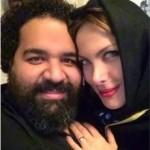 """عکس/جشن تولد همسر """"رضا صادقی"""""""