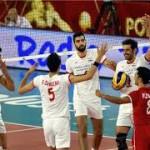 احتمال سقوط آزاد برای والیبال ایران