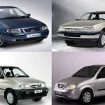 قیمت انواع خودرو در بازار + جدول