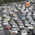 تردد روزانه ۱٫۴ میلیون خودرو و موتورسیکلت در تبریز