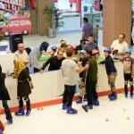 راهاندازی لاله پاتیناژ در مجتمع تجاری لاله پارک تبریز+عکس