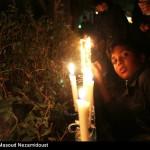 تصاویر/ عزای سرور و سالار شهیدان در تبریز