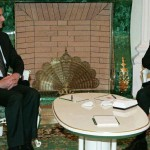 اسد در مسکو با پوتین دیدار کرد