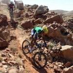 دوچرخهسواری کوهستان گرامیداشت عید غدیر خم