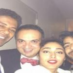 ازدواج گلشیفته فراهانی با مجری VOA+عکس