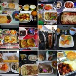 مقایسه پک غذایی شرکت های هواپیمایی مختلف+تصاویر