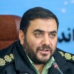 انتخاب فرماندهی نیروی انتظامی تبریز به عنوان فرماندهی برتر کشور