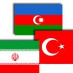 احتمال برگزاری نشست سه جانبه وزاری امور خارجه ایران، آذربایجان و ترکیه