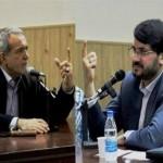 بذرپاش: روند پرونده هسته ای ایران در دولت اصلاحات غیرعادی شد / پزشکیان:تحریم ها صد در صد برداشته نشده است
