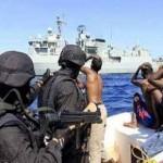 آزاد شدن کشتی ایرانی از دست دزدان دریایی سومالی