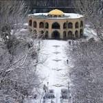 تبریز به زیر صفر رفت!/ امروز سردترین روز هفته