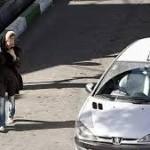 """برخورد با """"دور دور کردن"""" خودروها در سطح شهر"""
