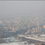 استمرار آلودگی هوا در تبریز
