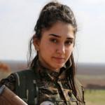 تصاویر/ زنان چریک مسیحی در جنگ داعش