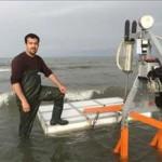 اختراع دستگاه تولید برق از امواج دریا در مراغه