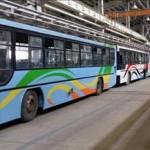 راه اندازی چهارمین گروه اتوبوسهای نوسازی شده در تبریز