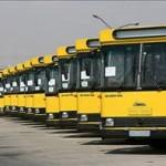 توقف اجباری اتوبوس های شرکت واحد تبریز