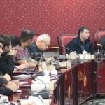 کنفرانس خبری قبل از بازی با استقلال به روایت تصویر