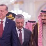 نخستین بازخورد دیدار رهبران ترکیه و عربستان سعودی در ریاض