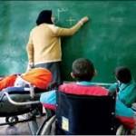 کلاسهای درس دانش آموزان استثنایی در آستانه بیمعلمی
