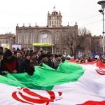 پوشش وسیع رسانه ای راهپیمایی ۲۲ بهمن امسال در آذربایجان شرقی