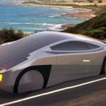 اولین خودروی برق خورشیدی وارد ایران شد/تبریز میزبان این خودرو