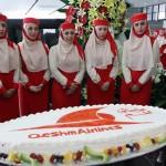 راه اندازی پرواز های هواپیمایی قشم از فرودگاه تبریز