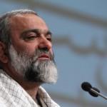 رهبری اجازه دهد تا غروب نشده ۵۰۰ سردار در جبهه دفاع از حرمحاضر میشوند