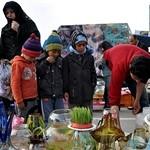 اوج تب و تاب خرید نوروزی/ بازاریان از رکود عیدانه گلهمند هستند