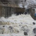 رهاسازی آب سد «قلعهچای» به سمت دریاچه ارومیه