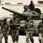 ارتش سوریه پشت دروازههای «تدمر»