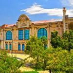 کاخ باغچه جوق ماکو یکی از دیدنی ترین کاخ موزه های کشور