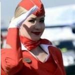 جنجال پوشش مهمانداران زن ایرفرانس در پرواز به ایران