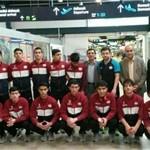 پیروزی تیم فوتسال دانشآموزان آذربایجانشرقی برابر کرواسی