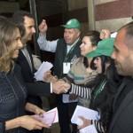 (تصاویر) انتخابات پارلمانی در سوریه