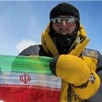 کوهنورد تبریزی بدون اکسیژن همراه، قله اورست را فتح کرد