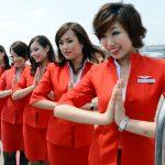 تصاویر/ زنان مهماندار در هواپیماییهای جهان