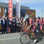 تصاویر/آغاز به کار سی و یکمین دوره تور دوچرخه سواری آذربایجان