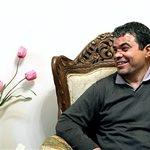 راوی کتاب «نورالدین پسر ایران» در بیمارستان بستری شد