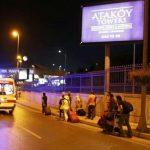 دو انفجار در فرودگاه آتاتورک استانبول+تصاویر