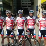 دعوت از تیم شهرداری تبریز به بزرگترین تور دوچرخهسواری آسیا