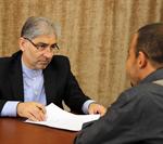 جبارزاده: مسئولان با روی گشاده به مشکلات مردم رسیدگی کنند