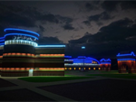 نورپردازی از ضروریات زیباسازی محیط شهری است